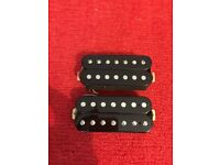 7 strings humbucker pickups