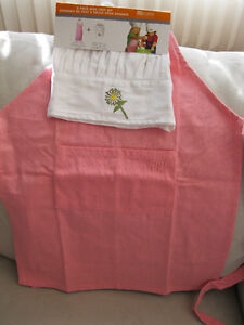 2 piece kids chef set for girls or boys West Island Greater Montréal image 2