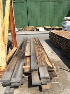 2x8 Pine T&G Pile - LUMBER CLEAROUT