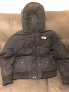 Black North Face Jacket to keep you all warm