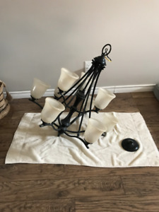 Dining Room Light Fixture For Sale