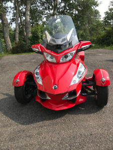 Cam-Am Spyder RT-S, SE5