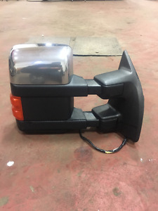FORD SUPER DUTY POWER MIRRORS