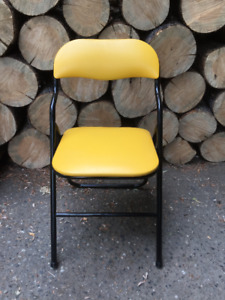 Collapsable Chair