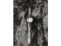 Rotary men's skeleton watch