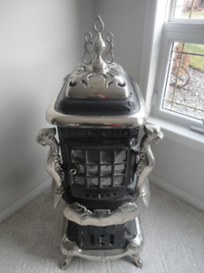 Canadian Pot Belly Stove