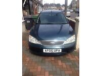 Ford Mondeo auto diesel 89k vosa history