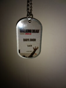 Dog tag twd