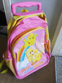 Kids suitcase/backpack
