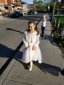 First communion dress for sale