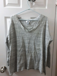 Plus Size Light Weight Sweater