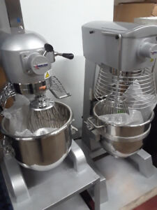 Dough Mixers on Sale - Brand new equipment