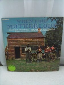 1969-MOTHERLODE-When I Die-Revolver-RLPS-501-Long Play Record.