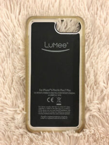 Lumee Case for iPhone 6, 6s, 7, 7s or 8 Plus