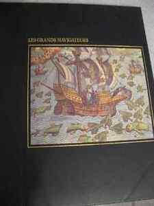 10 livres La grande aventure de la mer  Éditions Time-Life 1980 Saint-Hyacinthe Québec image 7