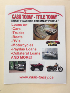 Get Cash Today