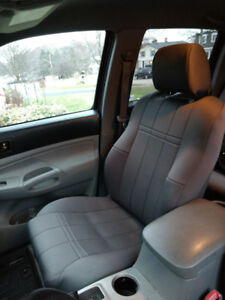 Shear Comfort 2005 2012 Toyota Tacoma Seat Covers New Condition