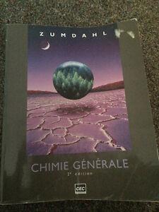 Chimie générale 2ème édition