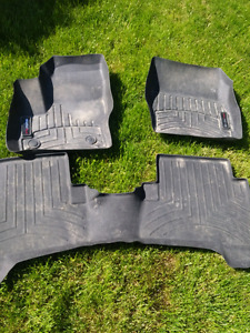 WeatherTech Floor Liners - Ford Escape
