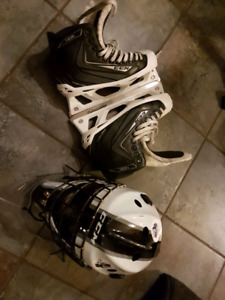 Full Goalie equipment set