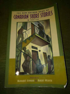 The New Oxford book of Canadian Short Stories in English