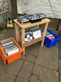 Over 1000 dance records. Going cheep at Kent street records £2 each