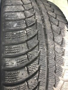 Winter tires gyslaved nord frost 5 size 245/40r18