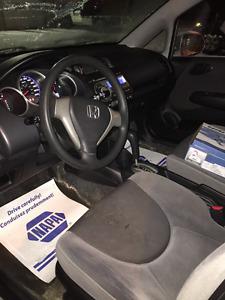 2007 Honda Fit 1.5 liter,  base Hatchback