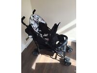 MyChild Sienta Duo Double Buggy