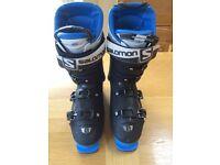 Salomon Xmax 120 Skiing Boots - Size 28