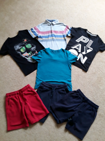 Boys Clothes Bundle Age 6 to 7 years from George at Asda