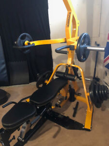Exercise Machine LEVERGYM™ SYSTEM (WB-LS)