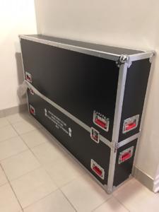 "Gator ATA case for 50-55"" LCD screens"