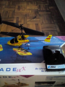RC Helicopter Blade MCX by E-flite