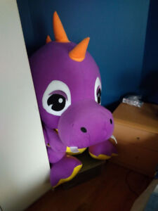 Selling a Large Dragon Plushie