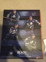 Plaqued Hockey Posters