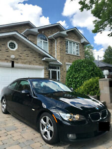 2009 BMW Coupe + 1 Owner + Safety Certificate + 6 speed manual