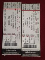 Two 5 seconds of summer tickets WPG