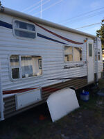 Travel trailer for rent( I WILL SET UP& DELIVERY ONLY)