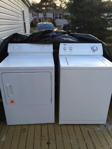 Washer and dryer, need gone!