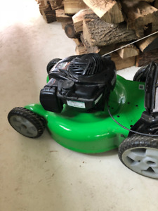 Lawn Boy Lawnmower 5.5 HP Briggs & Stratton 4 stroke engineMint