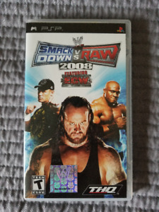 WWE Smackdown vs Raw featuring ECW 2008
