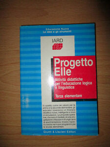 Learn to speak & write in Italian - Progetto Elle