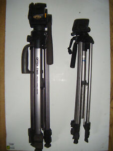 2 Tripods for sale
