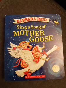 Sing A Song Of Mother Goose (Board Book)