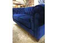 2 Seater Chesterfield Sofa -Brand New!