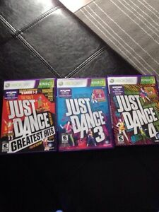 Just dance Xbox/ Kinect