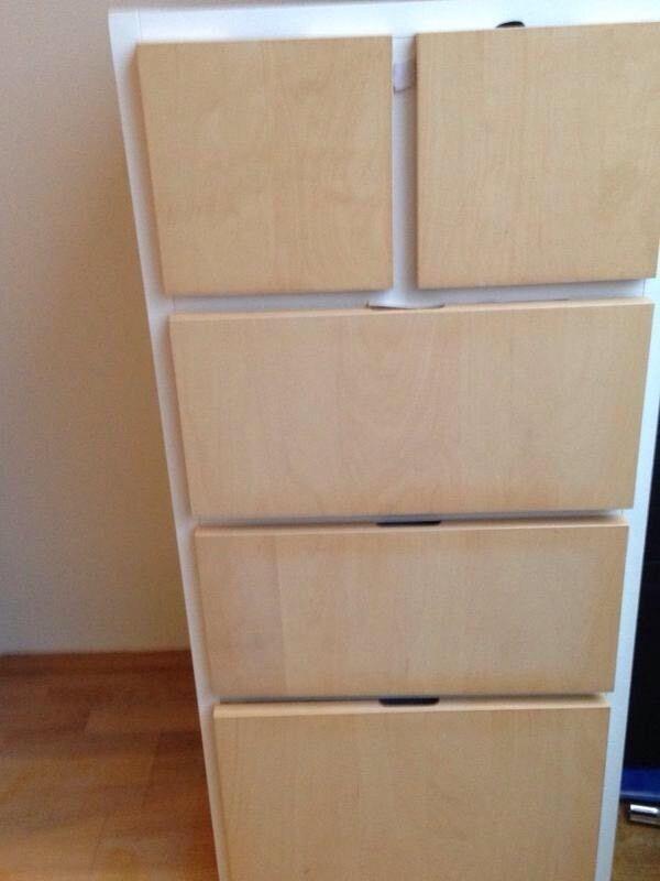 ikea rakke chest of drawers in huddersfield west. Black Bedroom Furniture Sets. Home Design Ideas