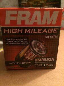 Rx7 Oil filter Fram  London Ontario image 1