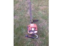 Stihl hs85 single sided hedge trimmer